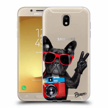 Etui na Samsung Galaxy J5 2017 J530F - French Bulldog