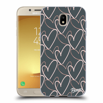 Etui na Samsung Galaxy J5 2017 J530F - Lots of love