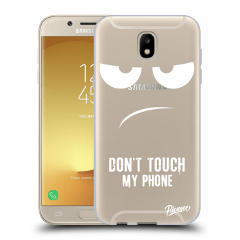 Etui na Samsung Galaxy J5 2017 J530F - Don't Touch My Phone