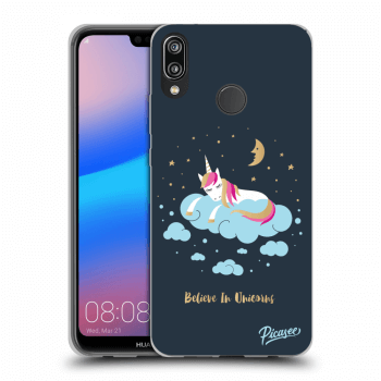 Etui na Huawei P20 Lite - Believe In Unicorns