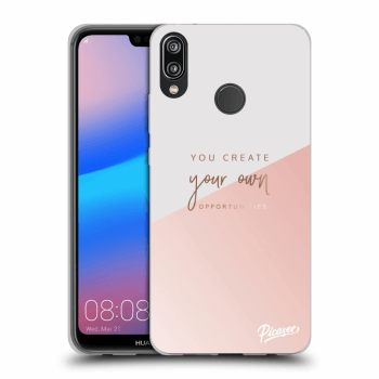 Etui na Huawei P20 Lite - You create your own opportunities