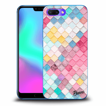 Etui na Honor 10 - Colorful roof