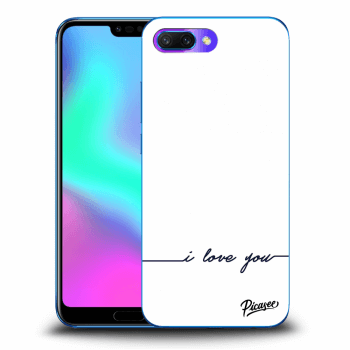 Etui na Honor 10 - I love you