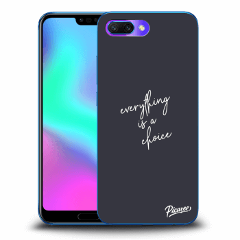 Etui na Honor 10 - Everything is a choice