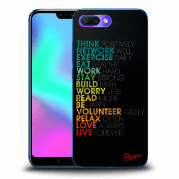 Etui na Honor 10 - Motto life