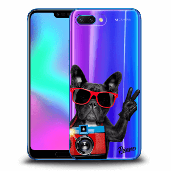 Etui na Honor 10 - French Bulldog