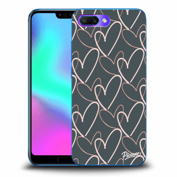 Etui na Honor 10 - Lots of love