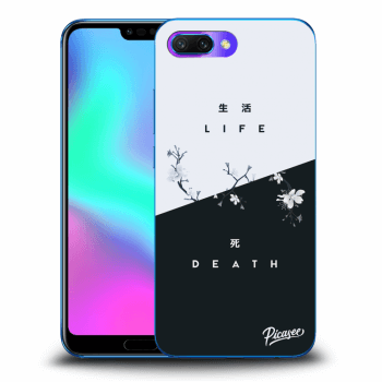 Etui na Honor 10 - Life - Death