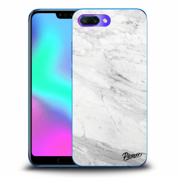 Etui na Honor 10 - White marble