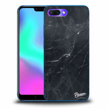 Etui na Honor 10 - Black marble