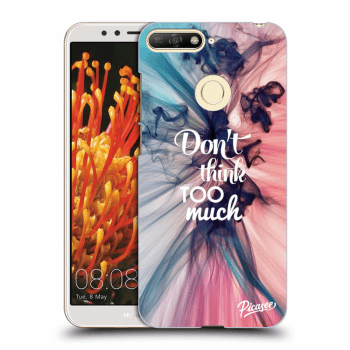 Etui na Huawei Y6 Prime 2018 - Don't think TOO much