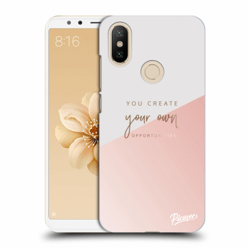 Etui na Xiaomi Mi A2 - You create your own opportunities