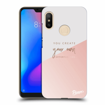 Etui na Xiaomi Mi A2 Lite - You create your own opportunities