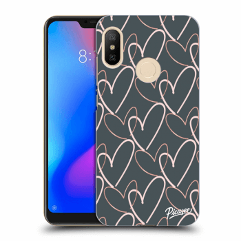 Etui na Xiaomi Mi A2 Lite - Lots of love