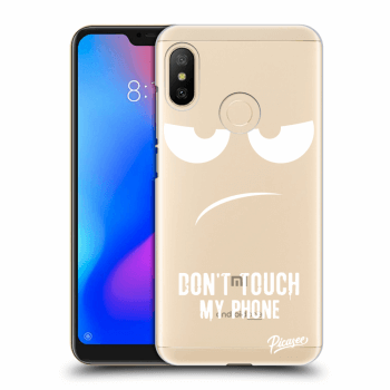 Etui na Xiaomi Mi A2 Lite - Don't Touch My Phone