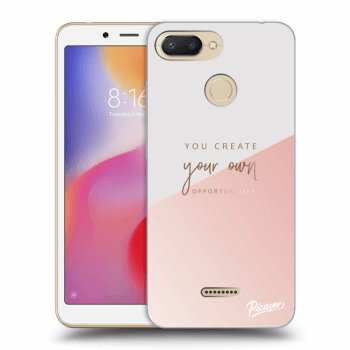 Etui na Xiaomi Redmi 6 - You create your own opportunities