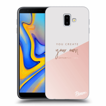 Etui na Samsung Galaxy J6+ J610F - You create your own opportunities