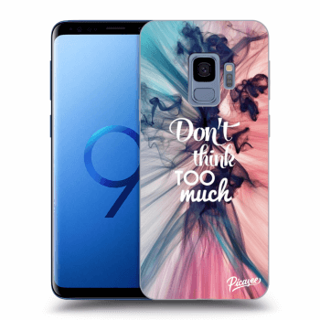 Etui na Samsung Galaxy S9 G960F - Don't think TOO much