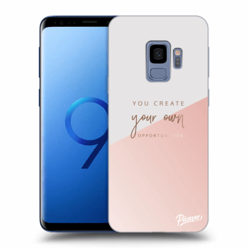 Etui na Samsung Galaxy S9 G960F - You create your own opportunities