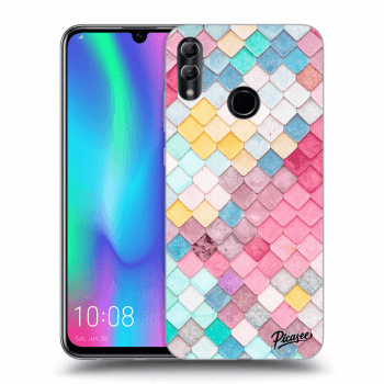 Etui na Honor 10 Lite - Colorful roof