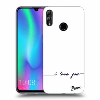 Etui na Honor 10 Lite - I love you