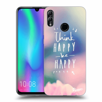 Etui na Honor 10 Lite - Think happy be happy