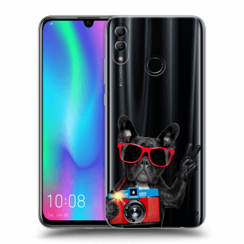 Etui na Honor 10 Lite - French Bulldog