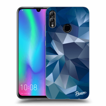 Etui na Honor 10 Lite - Wallpaper