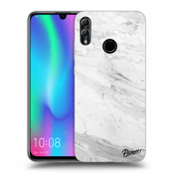 Etui na Honor 10 Lite - White marble
