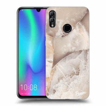 Etui na Honor 10 Lite - Cream marble