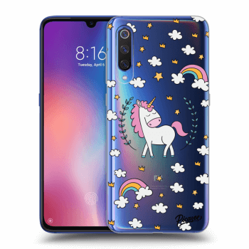 Etui na Xiaomi Mi 9 - Unicorn star heaven