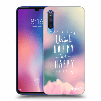 Etui na Xiaomi Mi 9 - Think happy be happy