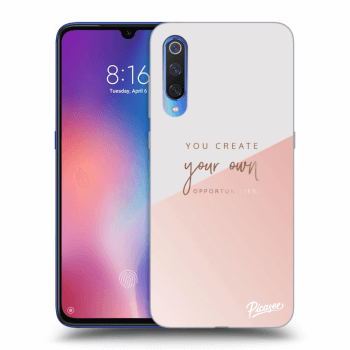 Etui na Xiaomi Mi 9 - You create your own opportunities