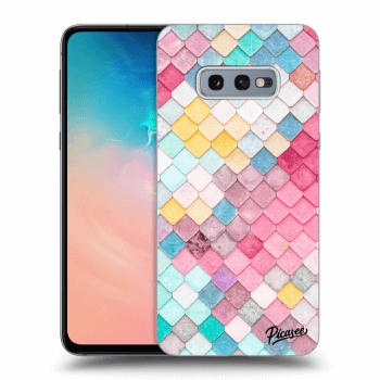 Etui na Samsung Galaxy S10e G970 - Colorful roof
